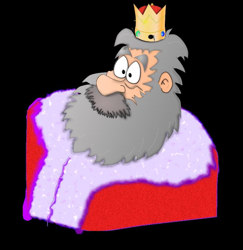 Free Clipart: El Rey  (The King) | fmijares