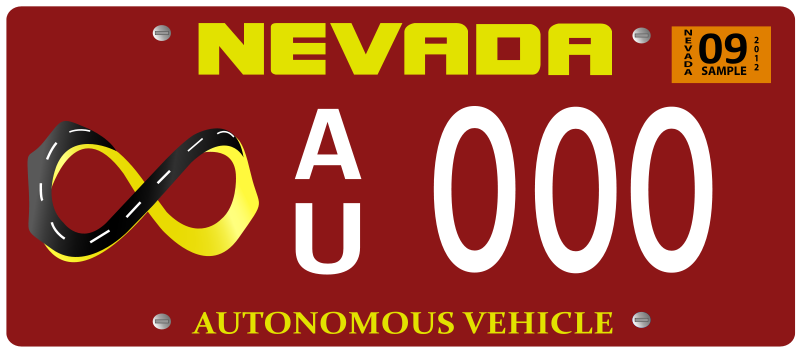 Free Vehicle Registration Plate With Screws