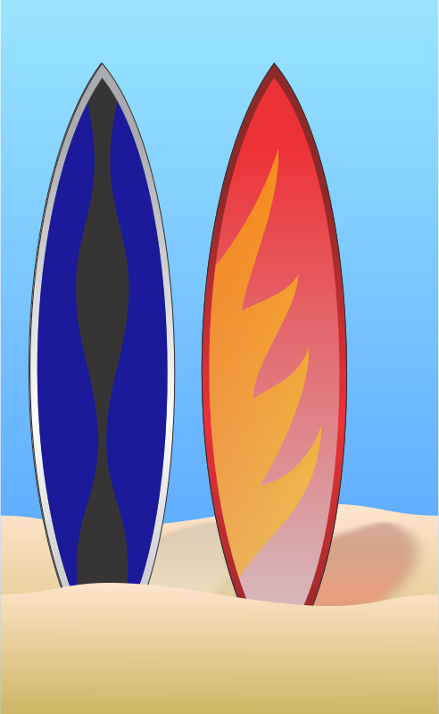 Free Surfboards
