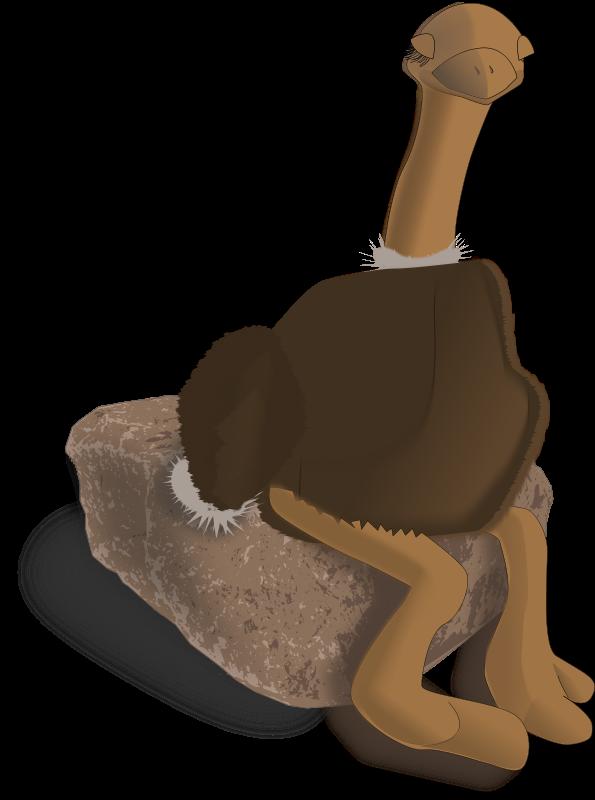Free Ostrich
