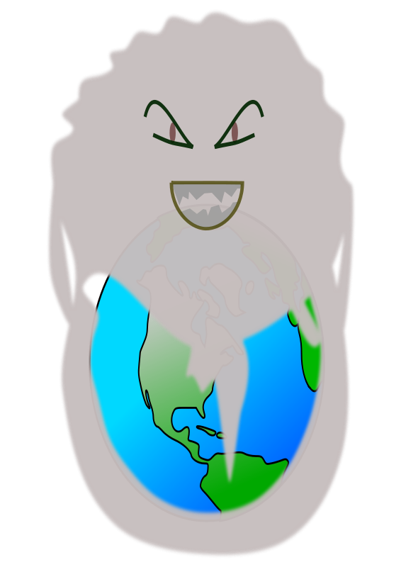 Free Polluting earth