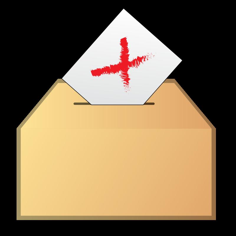 Free Clipart Vote No Icon Jhnri4