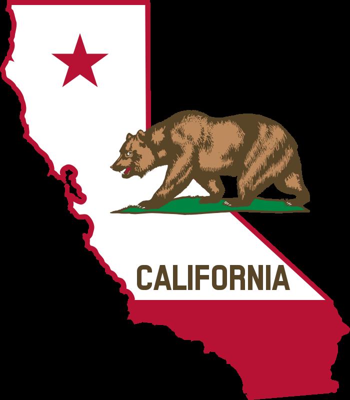 Free Clipart California