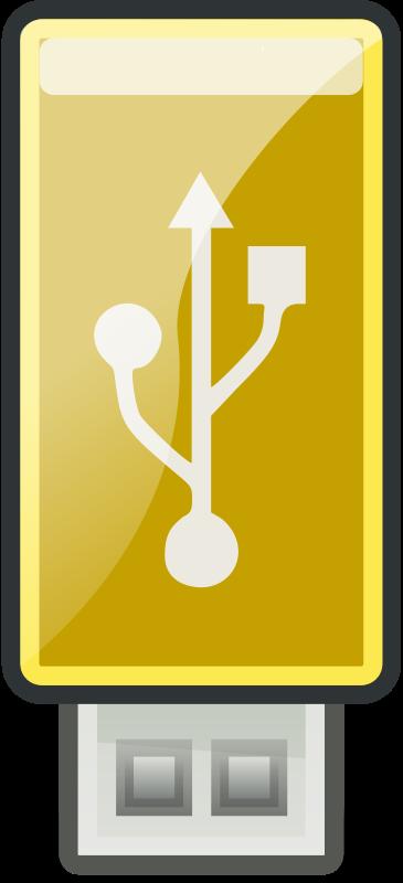 Free USB Yellow - Tango style