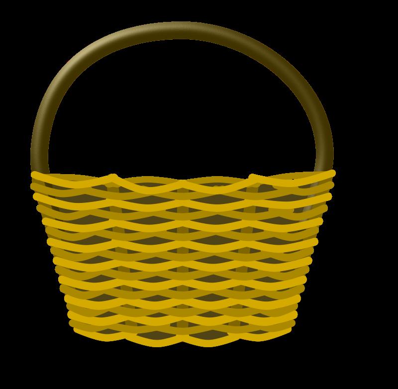 Free Cesta de la compra vacía. Empty shopping basket