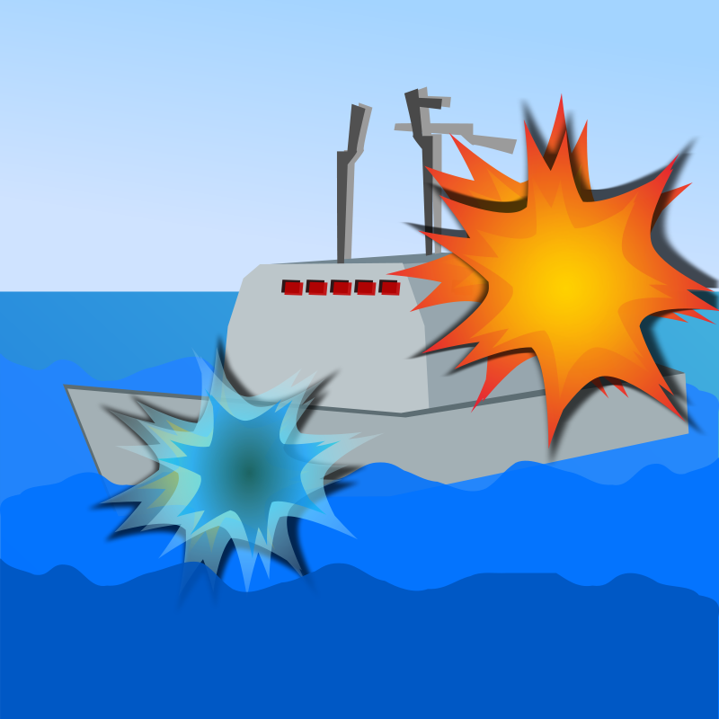 Free Ship Sea Battle