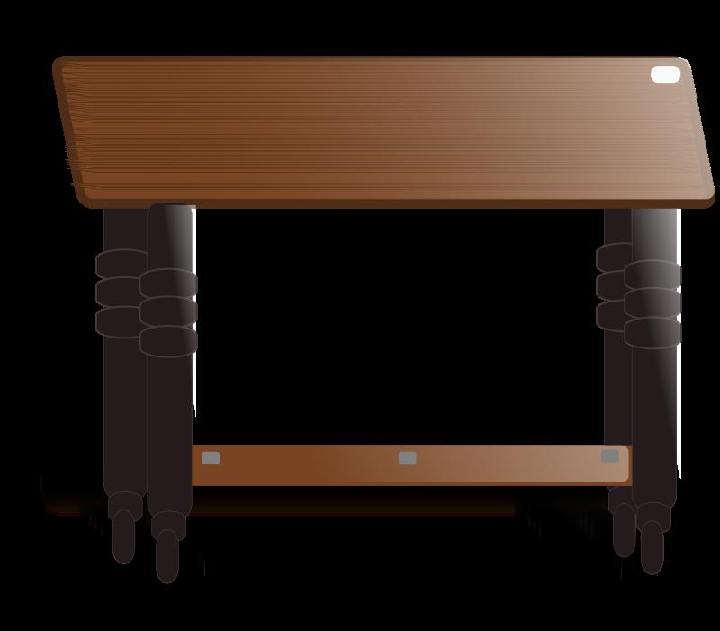 Free Teak Top Table