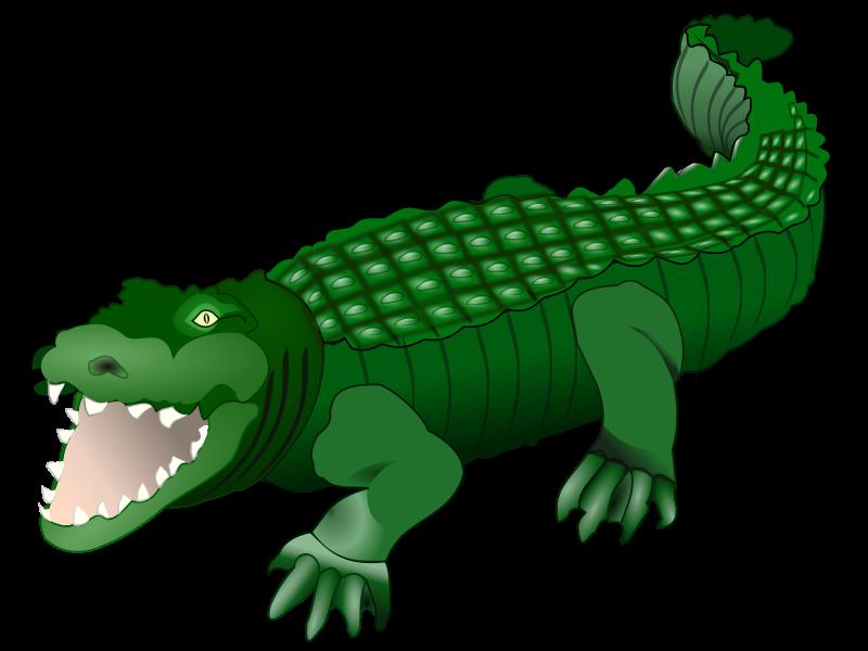 Free Crocodile