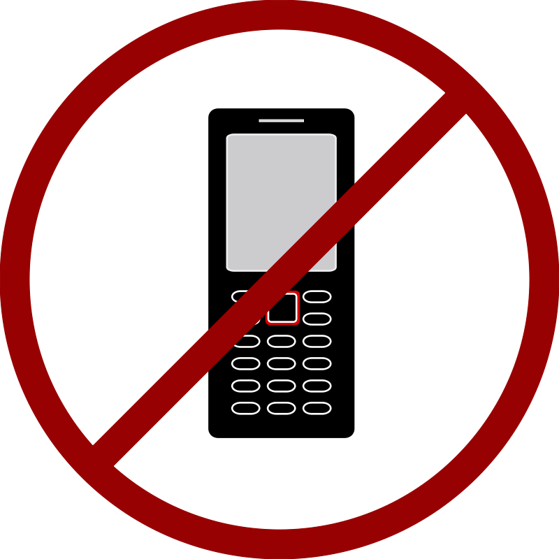 free clipart no cellphone solvera rh 1001freedownloads com