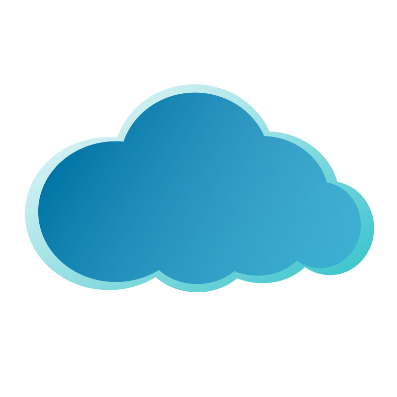 Free Nube Azul