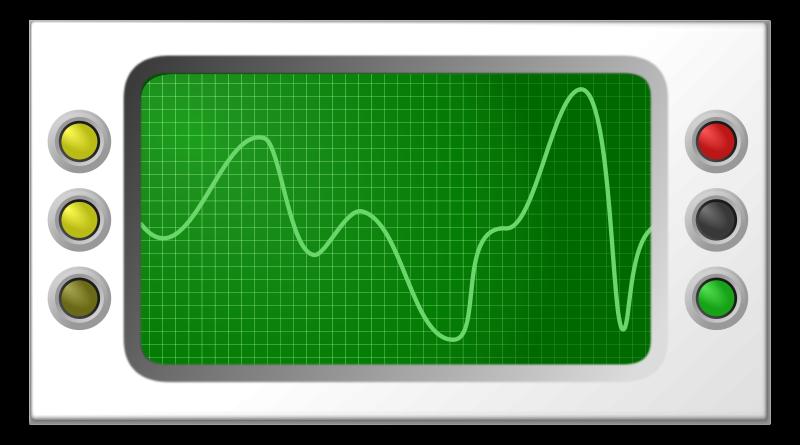Free Clipart: Oscilloscope | mi_brami