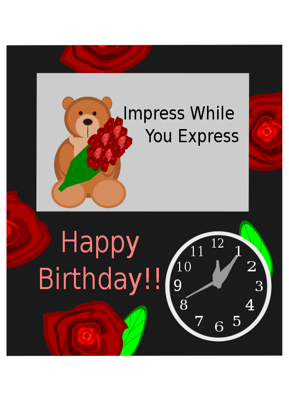 Free Birthday Wishes!!