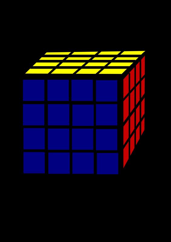 Free Rubic Cube 4x4
