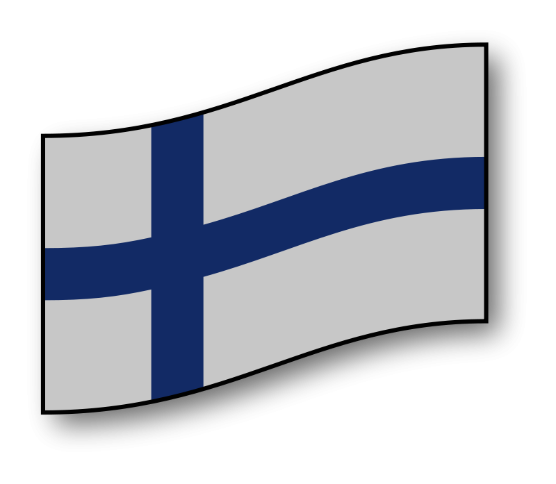 Free Finland flag