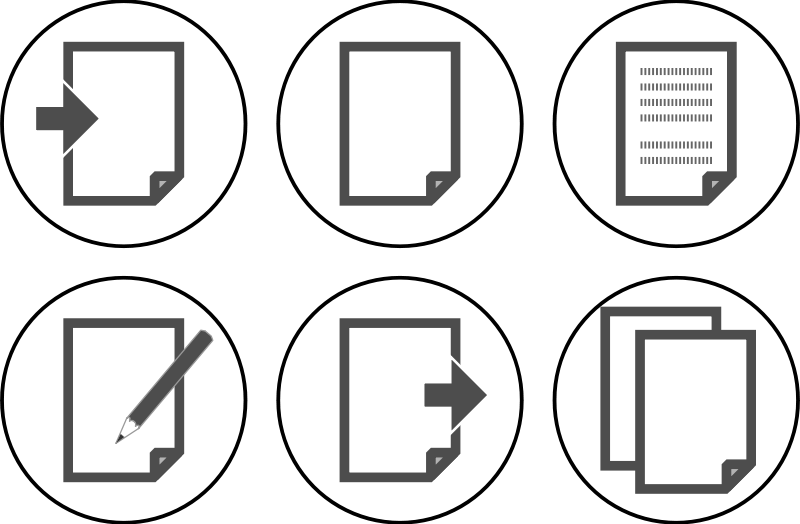 Free Icon Set Document