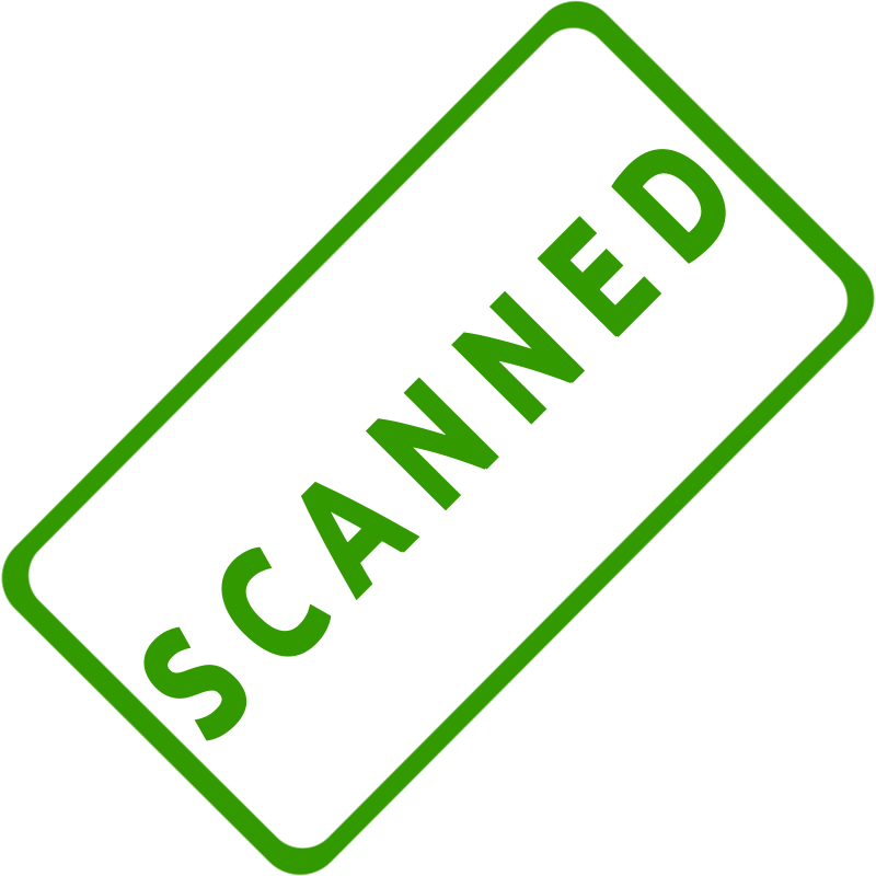 Free Scanned Business Stamp 1
