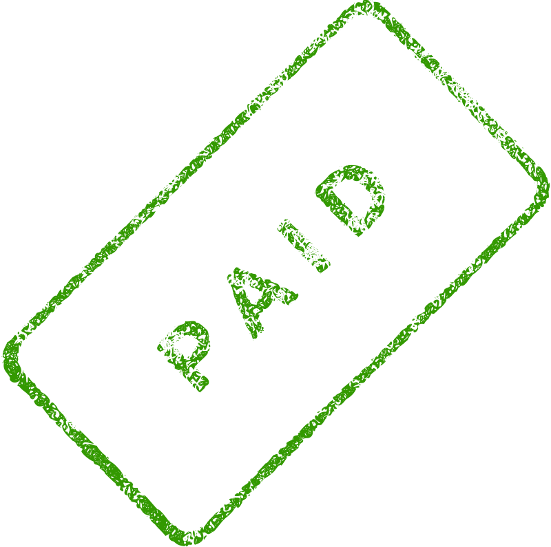 Free Paid Business Stamp 2