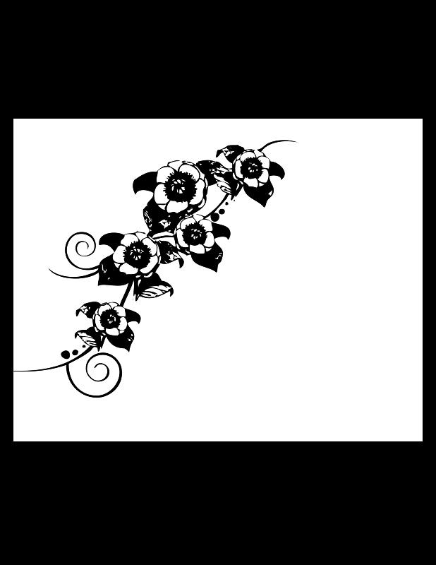 Free Flower decoration