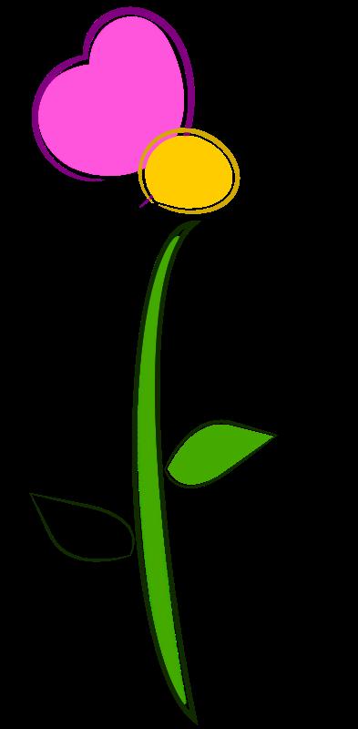 Free Flower. Flor.