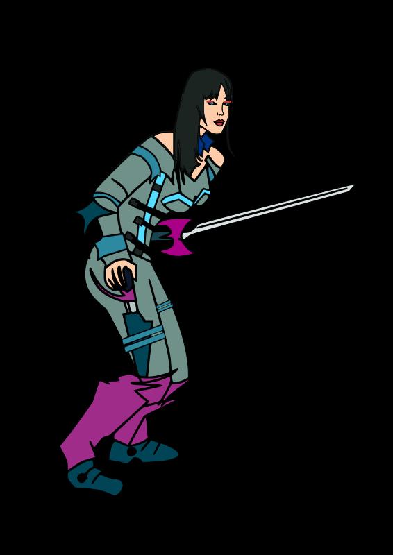 Free guerrera