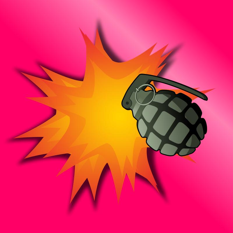 Free Grenade Explosion