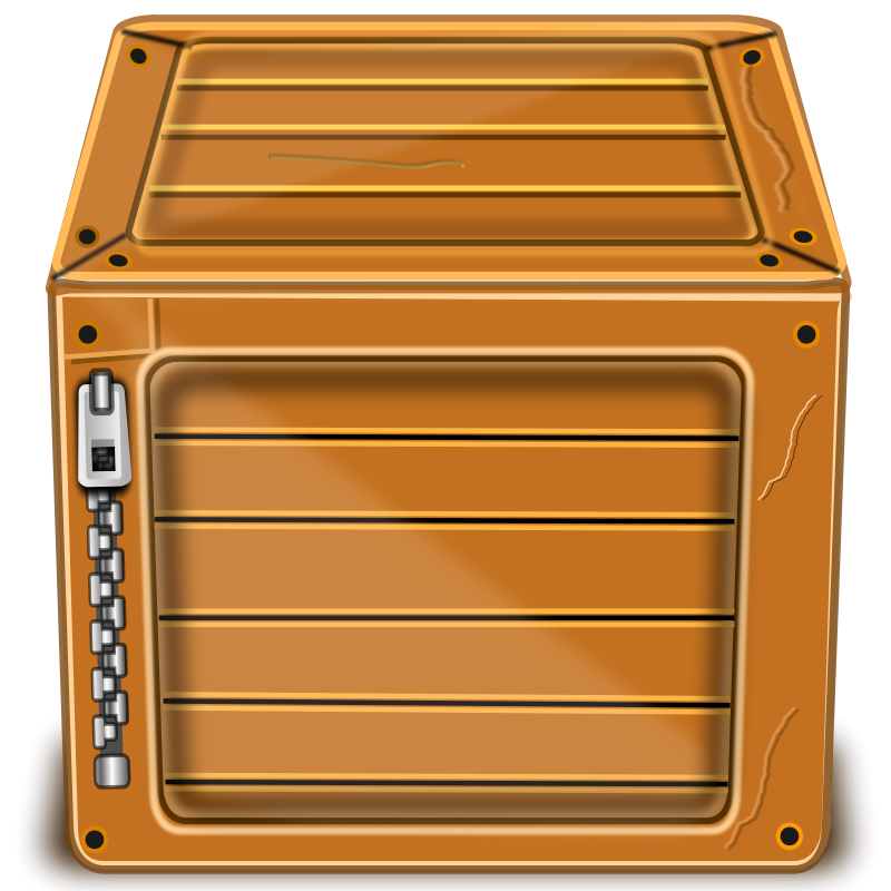 Free Wooden Package