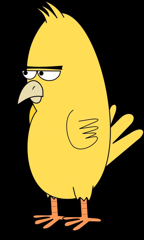 Free Clipart: Bird-pajaro | david_gomez
