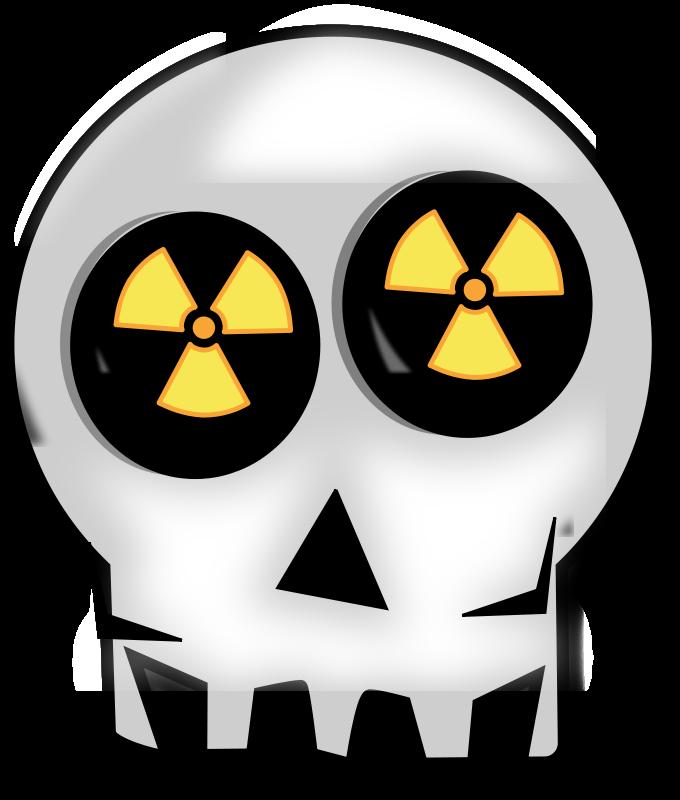 Free Nuclear skull