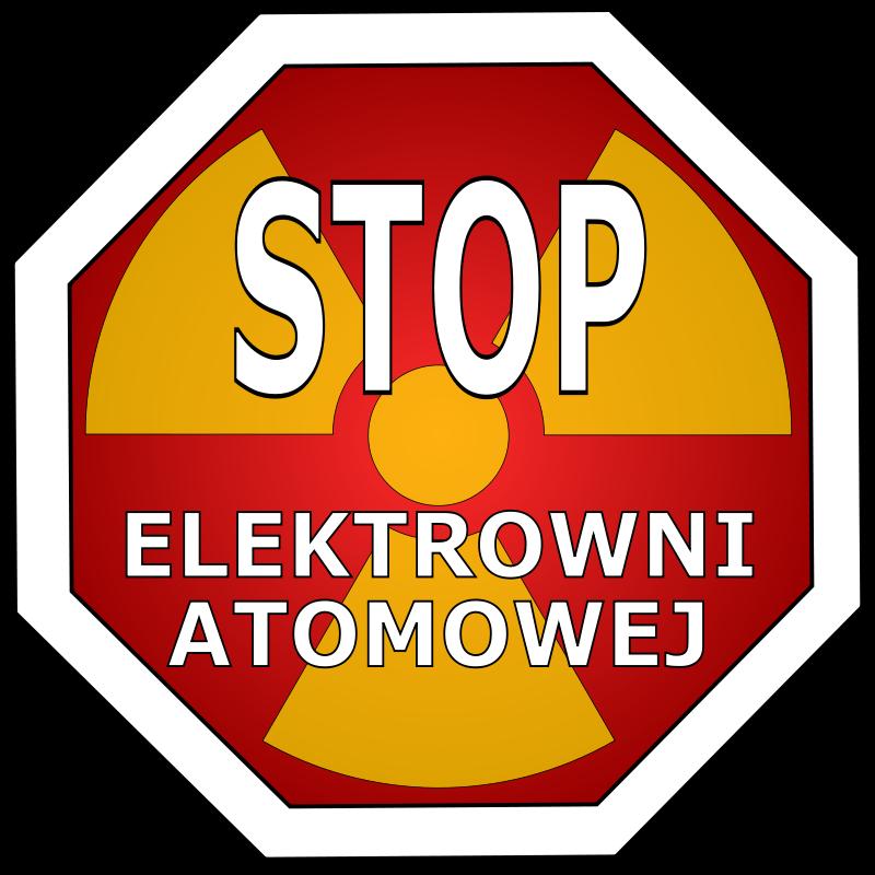Free Stop elektrowni atomowej
