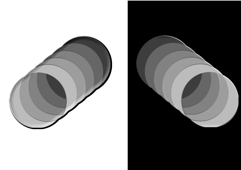 Free Clipart: Cylinder Cell Shaded Styling | jpd2010