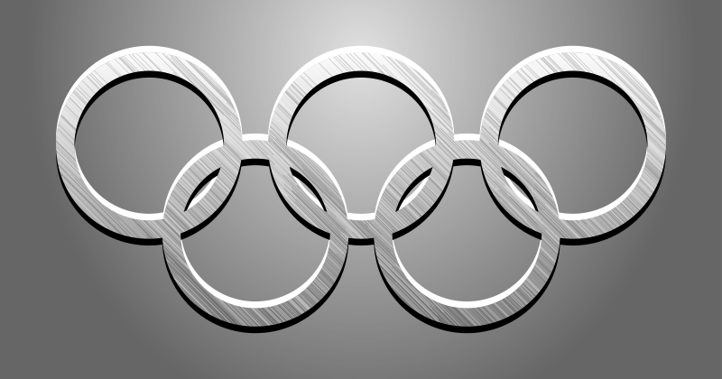 Free Olympic Rings 3