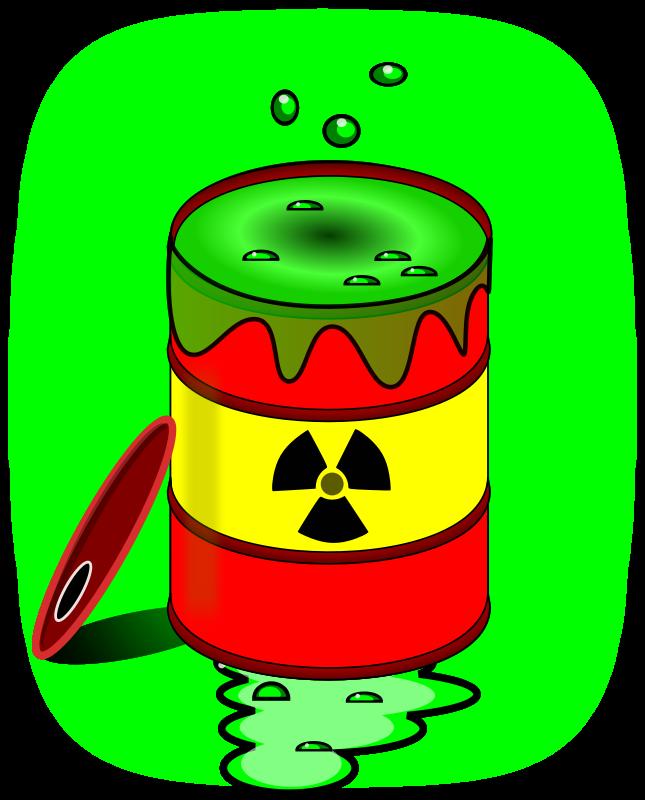 Free Toxic nuclear barrel