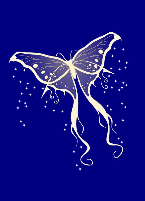 Free light moth