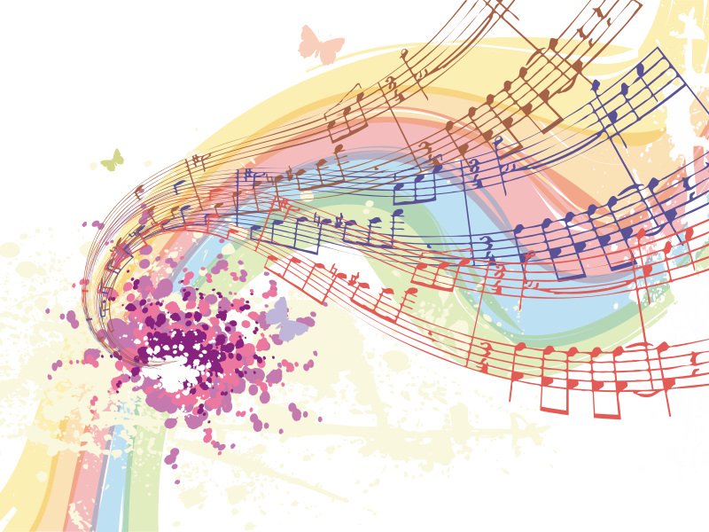 Free Clipart: Musical 5 | Music | andinuryadin