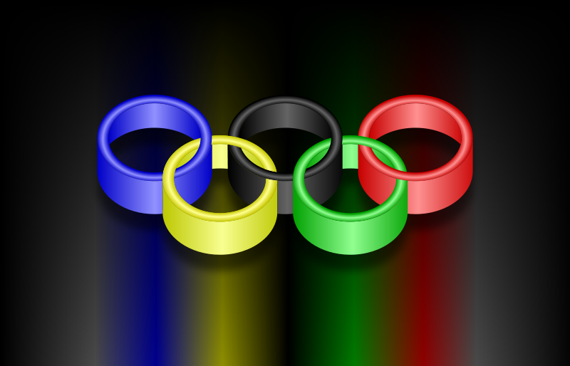 Free Olympic Rings 2
