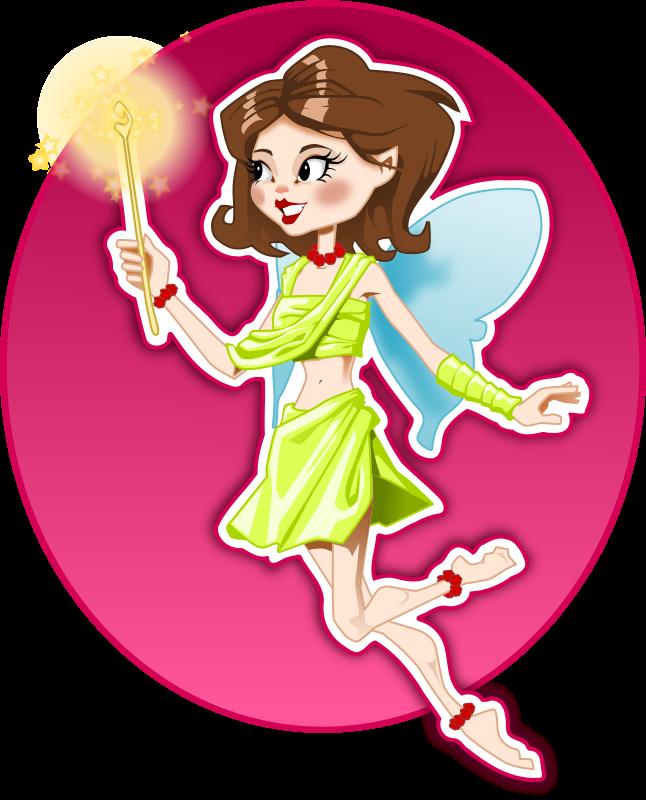 Free Clipart: Fairy | tzunghaor