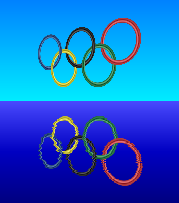 Free Olympic Rings