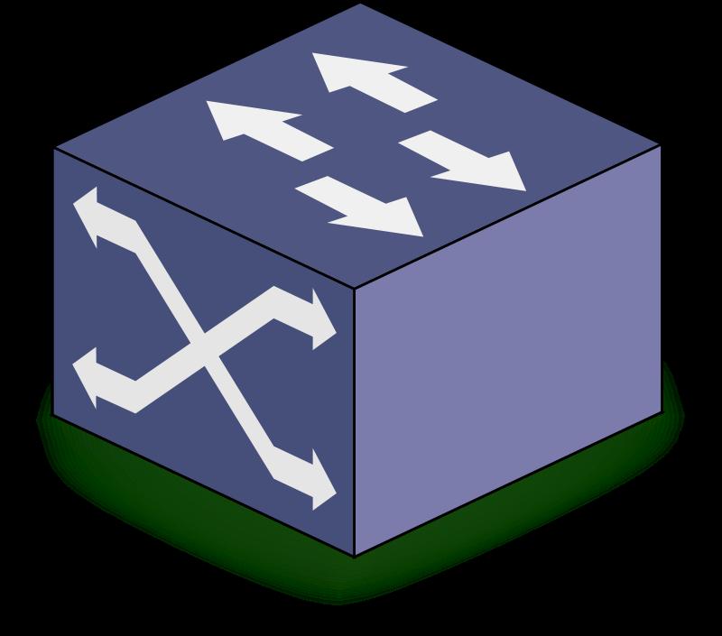 Free Layer 3 switch