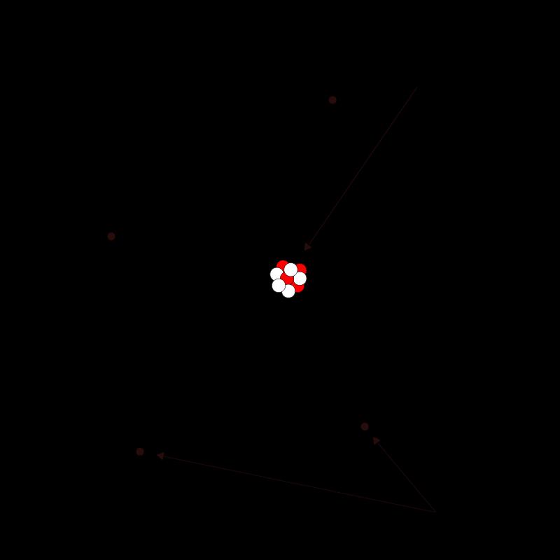 Free Atom: Beryllium 9