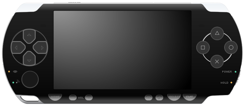 Free PSP 2000 Black