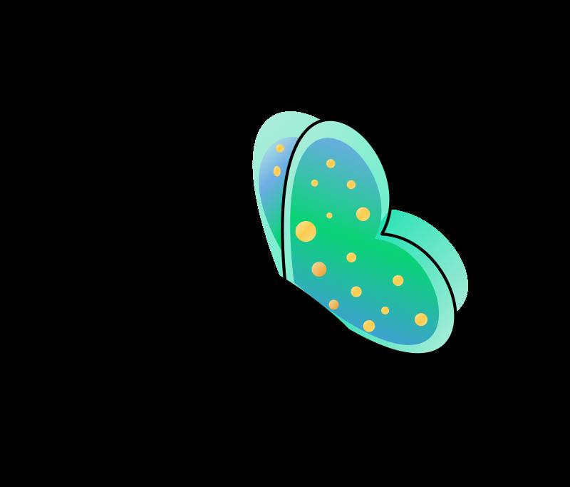 Free butterflygreen