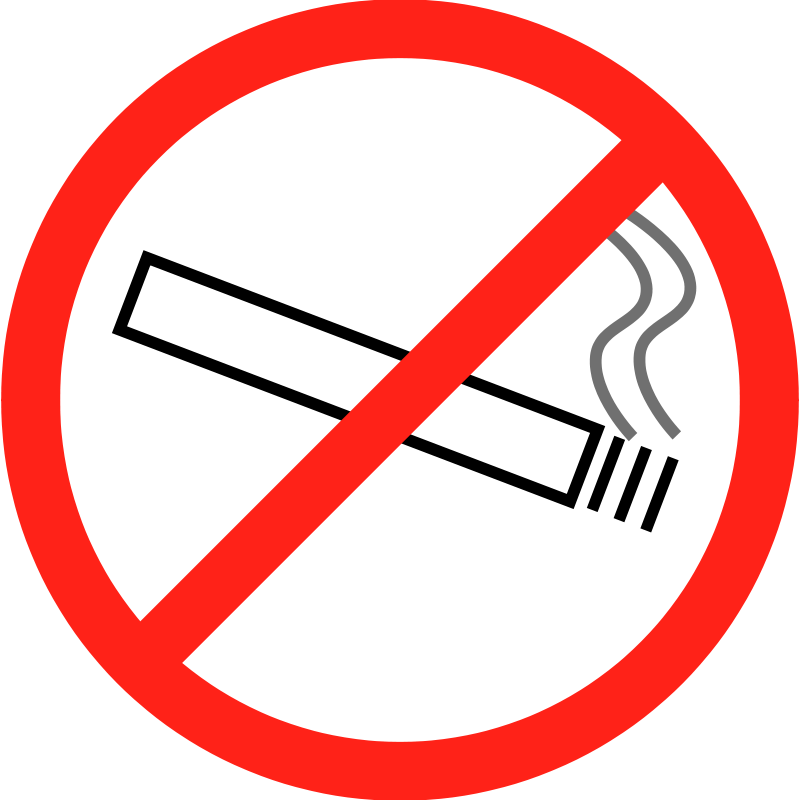 Free No Smoking