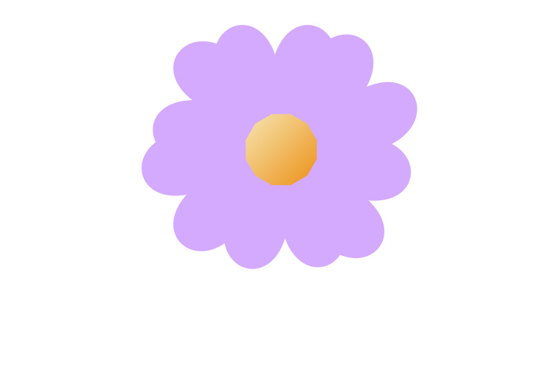 Free simple-purple-flower