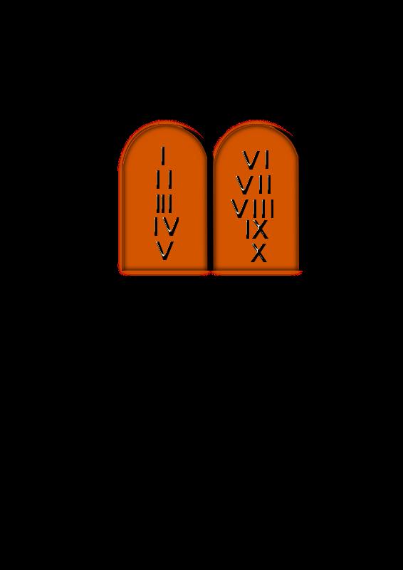 Free Ten Commandments