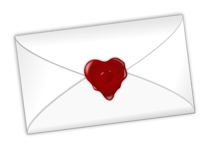 Free Valentines Day - Love Letter 2