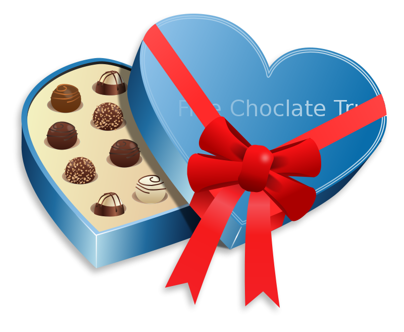 Free Valentines Day - Love Choclate