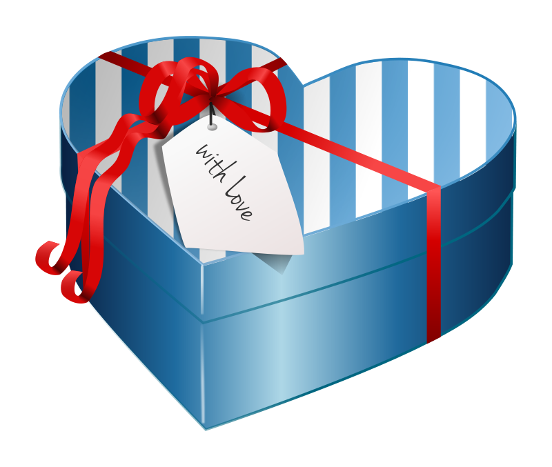 Free Valentines Day - Gift Box 2