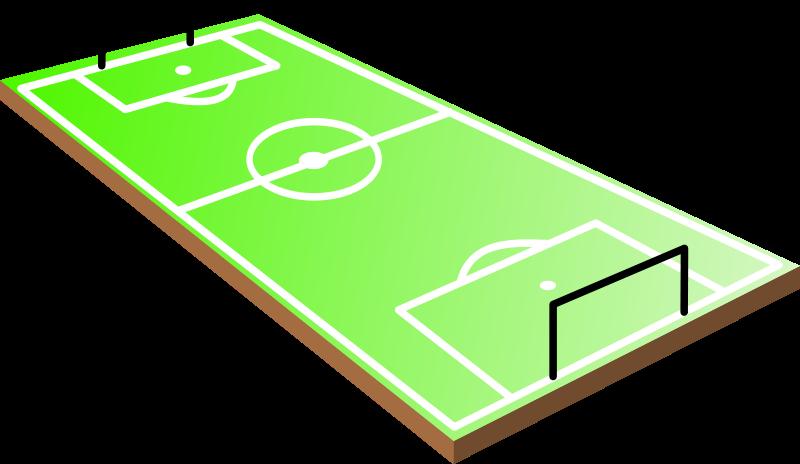 Free Football field