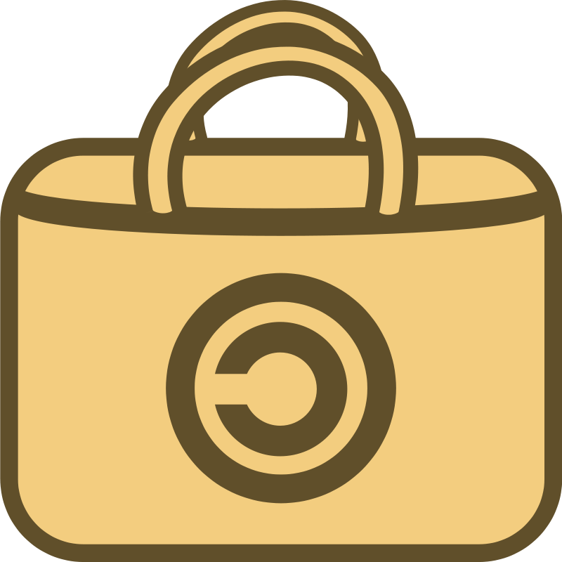 Free Free, Open Source Software Store Logo/Icon