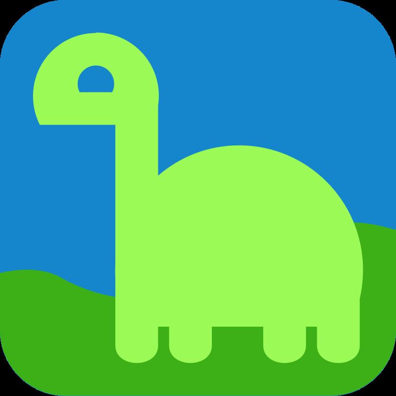Free Light Dino Avatar Icon